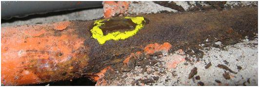 Gasleiding mantelbuis verplicht