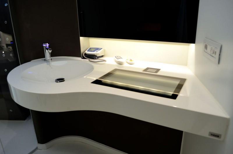 badkamer in zorgwoning van de toekomst