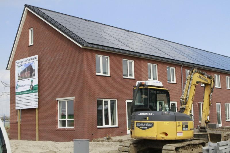Huurwoningen steeds energiezuiniger