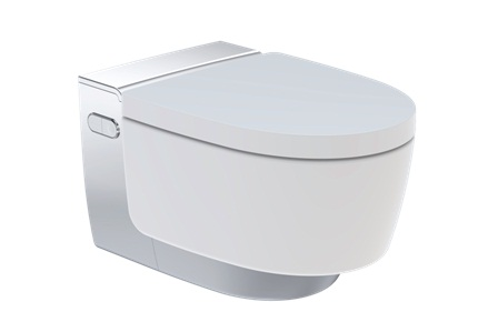Toilet Met Douche : Mera nieuwe douche wc geberit installatie