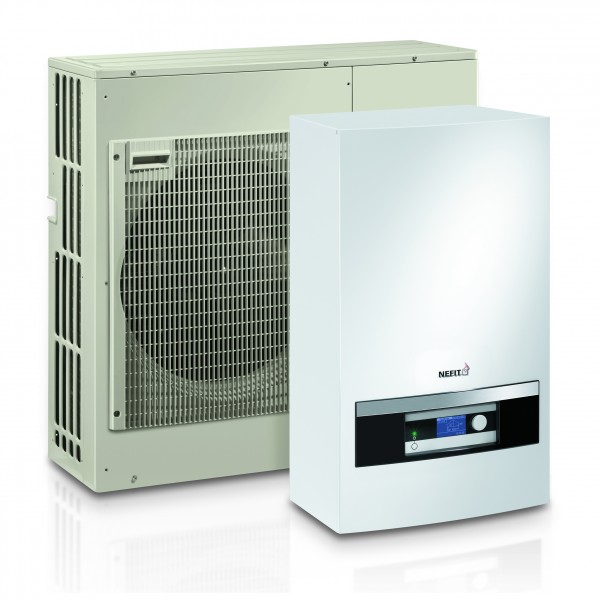 Nefit Introduceert All Electric Warmtepomp Installatie Nl