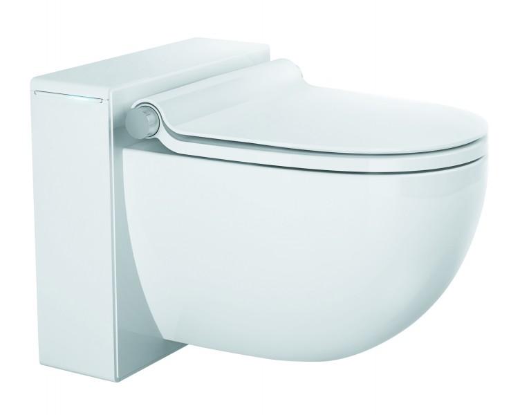 Toilet Met Douche : Ook grohe stort zich op douche wc installatie