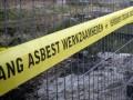Op de bon voor foute asbestsanering