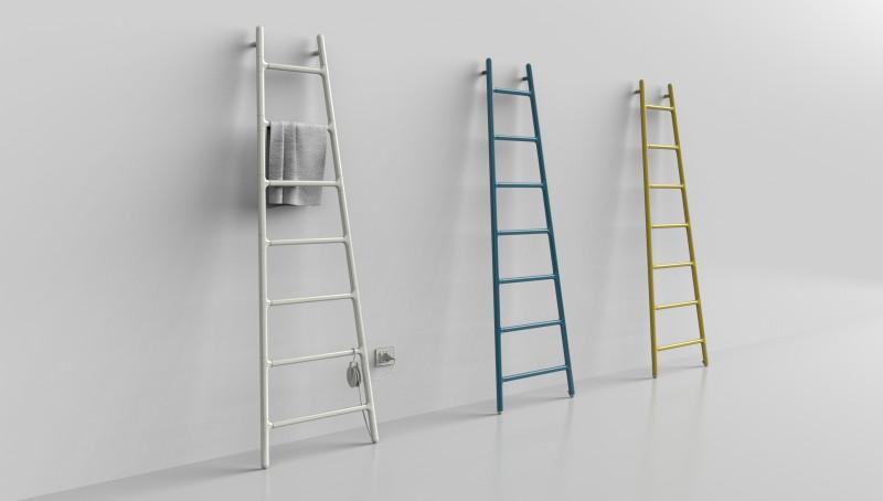 Warme ladder - Installatie.nl