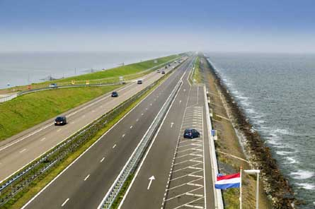 Image result for Afsluitdijk