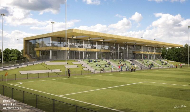 Wko voor voetbalclub Vitesse