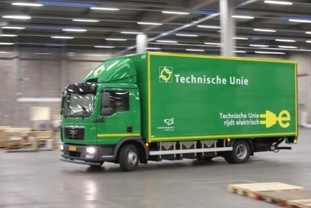 Lean and Green Award voor Technische Unie