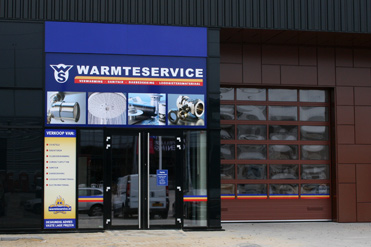 Warmteservice opent in Ede