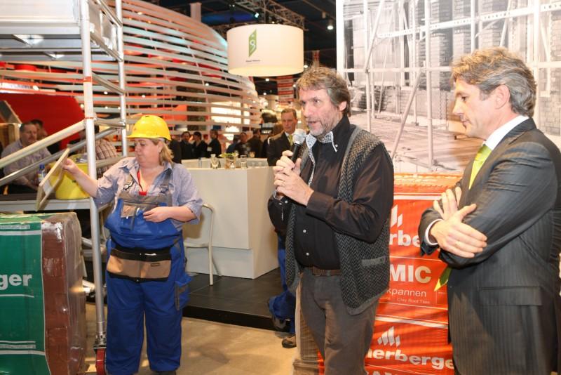 Energiebesparing 39 hot 39 op bouwbeurs for Bouwbeurs utrecht 2017