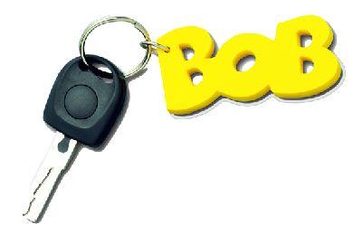 BOB met sleutel
