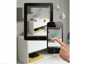 Keuken Ontwerpen App : Badkamer en keuken indelen met app installatie