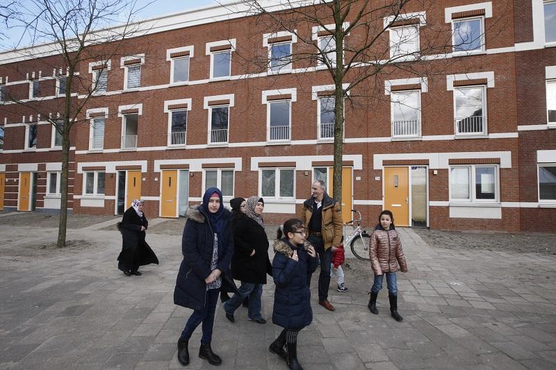 Epc van 0 in rotterdamse wijk for Wijk in rotterdam