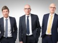 V.l.n.r.: Rene Leisink, Erik Spijkerman, Edwin Keizer