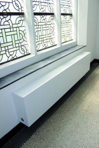 Jaga radiator bibliotheek Delft