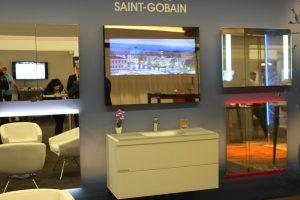 Saint Gobain smart mirror