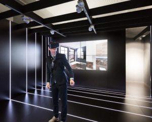 Dit najaar kunnen detaillisten met behulp van virtual reality hun 3D badkamerontwerp tot leven brengen.