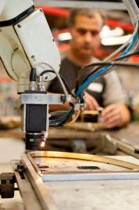 Zeepkorfje met robot