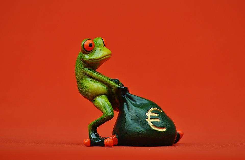 plaatje geld