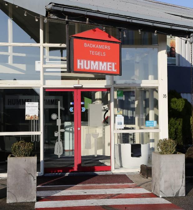 Hummel Badkamers bij Bad in Beeld - Installatie.nl