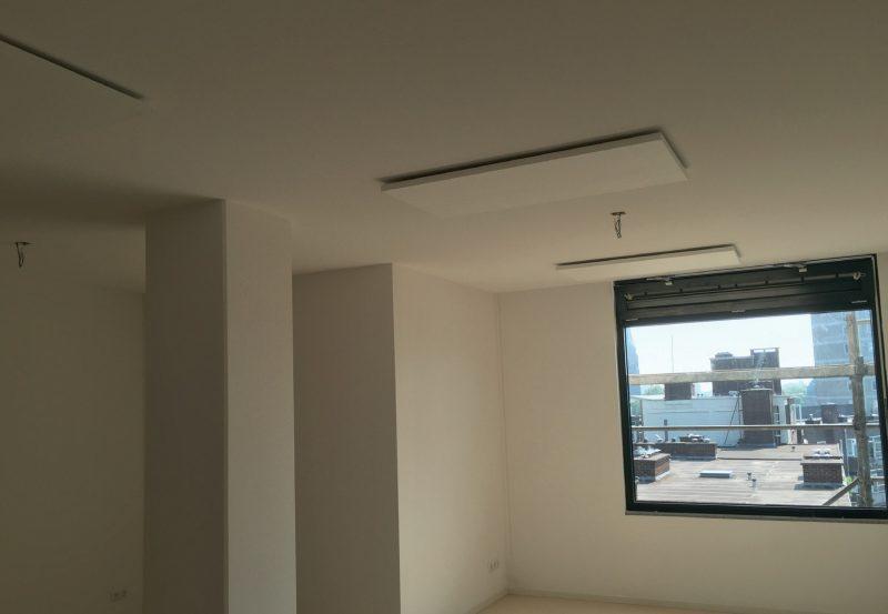 Herbestemming Met Plafondverwarming Installatienl