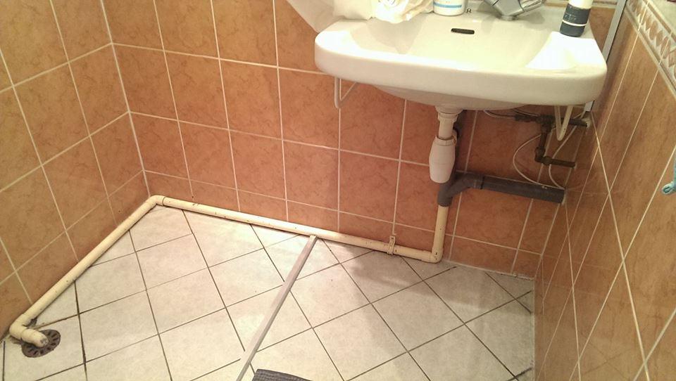 Afvoer Wasbak Badkamer : Hoogte afvoer lavabo badkamer wastafel afvoer monteren fresh