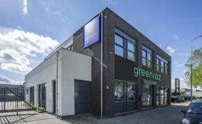 Greeniuz showroom