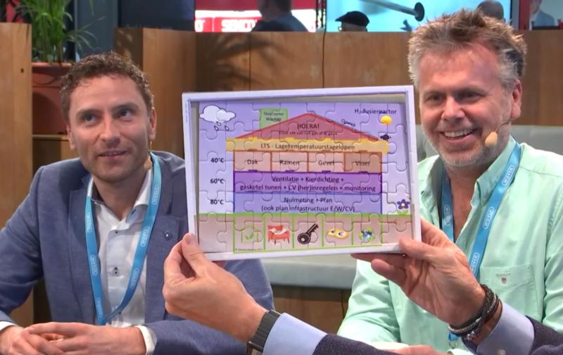 Lars Boelen en Felix van Geemen