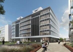 In het MFO II zijn architectuur, bouwtechniek en installatietechniek nauw met elkaar verweven.Beeld: Paul de Ruiter Architects